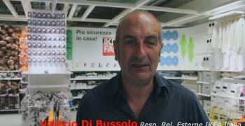 Valerio Di Bussolo, Ikea