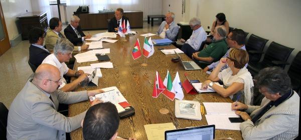 Sviluppo Abruzzo, Lolli incontra le parti sociali